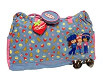 Strawberry Shortcake Overnight Diaper Duffle Bag and One Stylish Sunglasses Set
