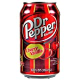 Dr Pepper Cherry Vanilla 1 x 355 ml