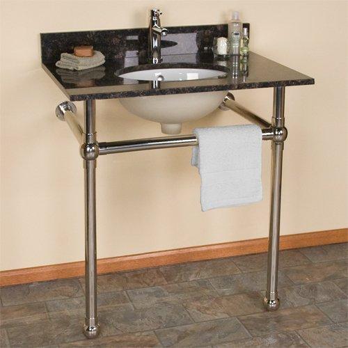 Single metal washstand traditional bathroom vanities vanities and sink