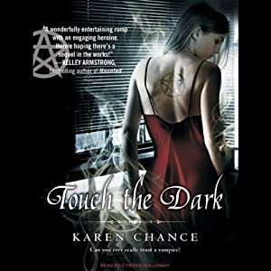 Touch the Dark: Cassandra Palmer, Book 1 | [Karen Chance]