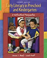 Early Literacy in Preschool and Kindergarten: A Multicultural Perspective  by Beaty