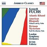 Fuchs: Atlantic Riband; American Rhapsody; Divinum Mysterium