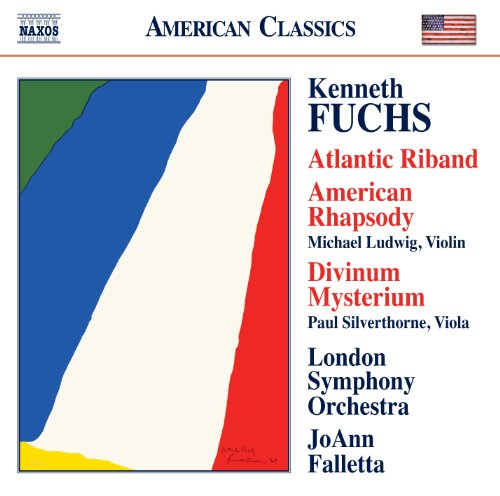 Buy Fuchs: Atlantic Riband; American Rhapsody; Divinum Mysterium From amazon