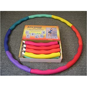 Weighted Sports Hula Hoop for Weight Loss