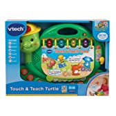 Vtech Touch and Teach Turtle 触って英語お覚える知育おもちゃ 並行輸入品