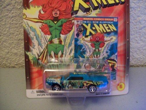 Johnny Lightning X-men #6 Die Cast Car - 1