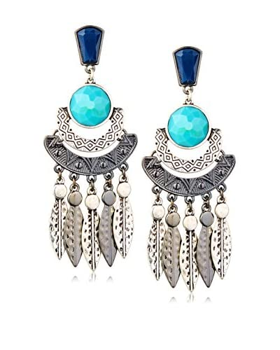 Andara Wild Feather Earrings