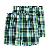 Pantalón corto de niño Sanetta 343987 Weiß 10 14 años (164 cm)
