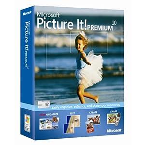 Microsoft Picture It Photo Premium   -