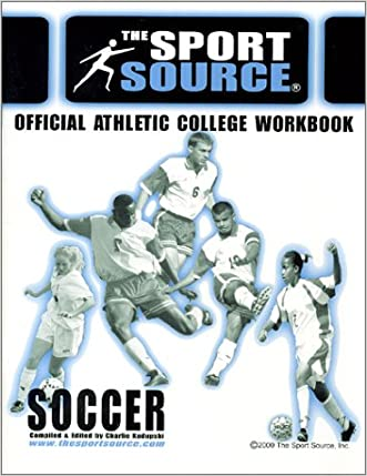 The Official College Workbook Soccer