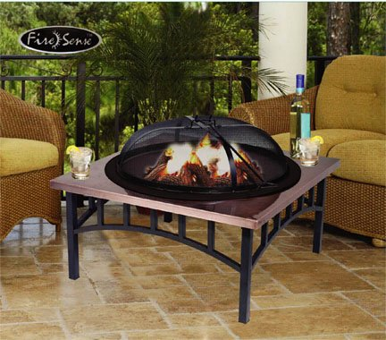 outdoor fireplace for sale houston