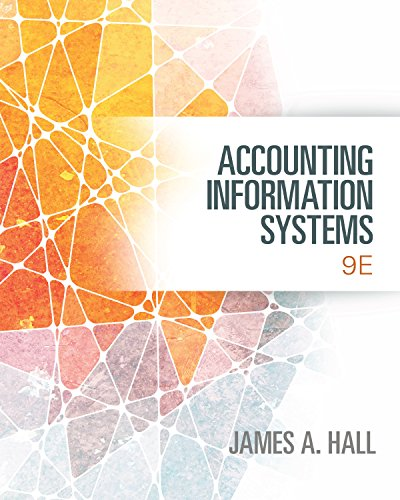 James A. Hall - Accounting Information Systems
