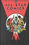 All Star Comics Vol. 5 - DC Archives (1563894971) by Fox, Gardner