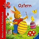 Mein erstes Puzzlebuch: Ostern - Sandra Grimm, Kerstin M. Schuld