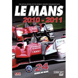 2010-2011 Le Mans Official Review