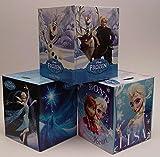 NEW DISNEY FROZEN FACIAL TISSUE 85ct Bed Bath Decorative Kleenex Box Princess set of 3 boxes