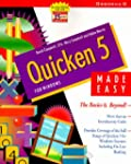 Quicken for Windows 95 Made Easy: The...