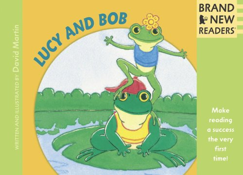 Lucy and Bob: Brand New Readers