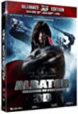 Albator, corsaire de l'espace [Édition Ultimate - Blu-ray 3D + Blu-ray + DVD]