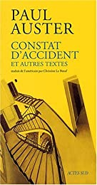 Constat d'accident