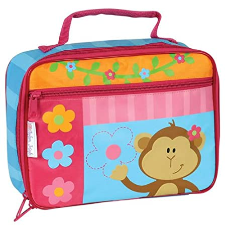 Girl Monkey Lunch Box by Stephen Joseph