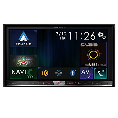 "Pioneer AVIC-8200NEX In Dash Double Din DVD CD Navigation Receiver with 7"" Touchscreen"