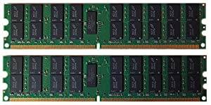 4Gb (2X2Gb) Memory Ram Sodimm Compatible With Dell Poweredge T300 Server Ddr2... By CMS