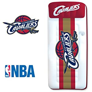 Poolmaster Cleveland Cavaliers Giant Size Pool Mattress at Sears.com