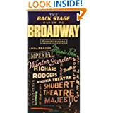 The Back Stage Guide Broadway (Backstage Books)