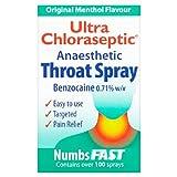 Ultra Chloraseptic Throat Spray - Original 15ml