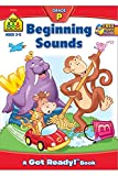 School Zone Pre Beginning Sounds Wkbk (Get Ready Books)
