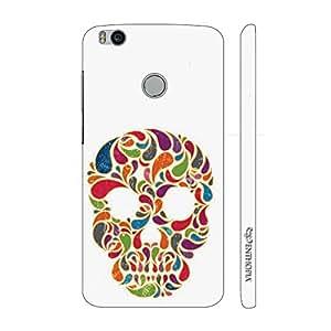 Enthopia Designer Hardshell Case Skull Candy Back Cover for Xiaomi Mi 4s