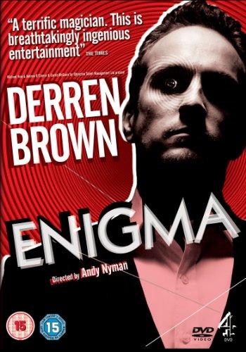 Derren Brown: Enigma [DVD]