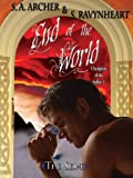 img - for End of the World (Champion of the Sidhe urban fantasy series Book 1) book / textbook / text book