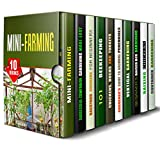 img - for Mini-Farming Box Set (10 in 1): Your Starting Practical Guide to Grow Your Food and Raising Poultry in Your Own Backyard (Homesteading & Backyard Farming) book / textbook / text book