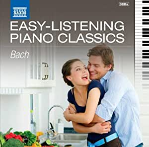 Bach: Easy Listening Piano Classics