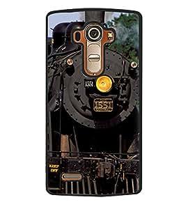 Fuson 2D Printed Designer back case cover for LG G4 - D4419