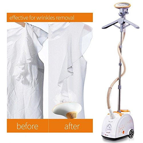 Professional Garment Clothes Fabric Steamer Portable Iron Steam Wrinkle Remove (Steam Tobi compare prices)