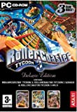 Rollercoaster Tycoon 3 Deluxe (PC DVD) [Windows] - Game