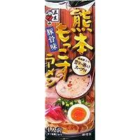 熊本もっこすラーメン 123g*20食
