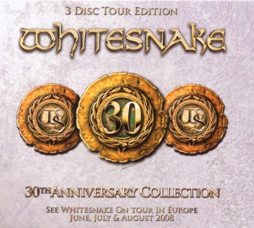 Whitesnake - 30th Anniversary Collection By Whitesnake (2011-08-03) - Zortam Music