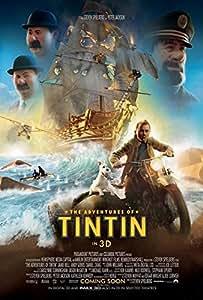 Tintin: El Secreto Del Unicornio [Blu-ray]