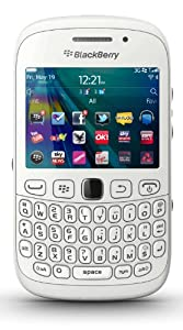 Vodafone BlackBerry Curve 9320 Pay As You Go Smartphone - White