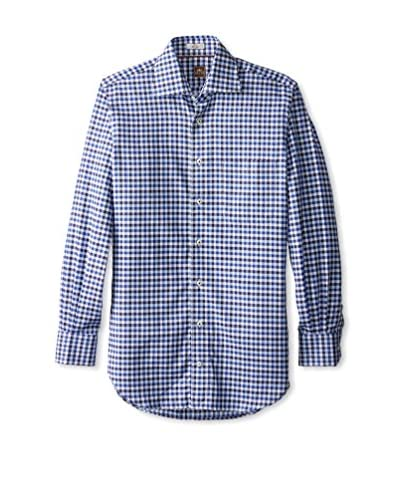 Peter Millar Men's Check Sport Shirt
