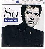 So ~ Peter Gabriel (Audio Cd)
