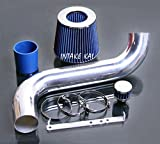 Blue 1992-1995 Chevrolet S10 Blazer 4.3 4.3L CPI Vortec Air Intake Kit Systems