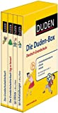 Die Duden-Box Deutsch Grundschule: Grundschulwörterbücher - Diktate - Aufsatz (Duden - Lernhilfen)