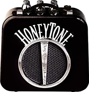Danelectro Honeytone N-10 Guitar Mini Amp, Black by Danelectro