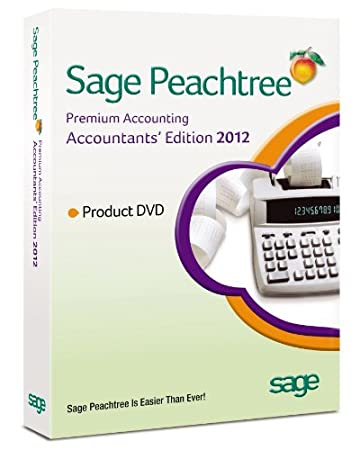 Sage Peachtree Accountants Edition 2012