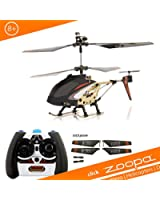 ACME - zoopa 150 red heat | 3 + 2 channel | 2.4 gHz helicopter | with LED lights (AA0179)